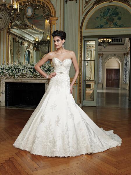 212250 Monroe Mon Cheri Bridal Sale Gown