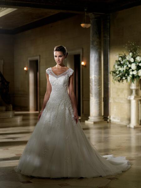 213248 Lucille Mon cheri Bridal Sale Gown