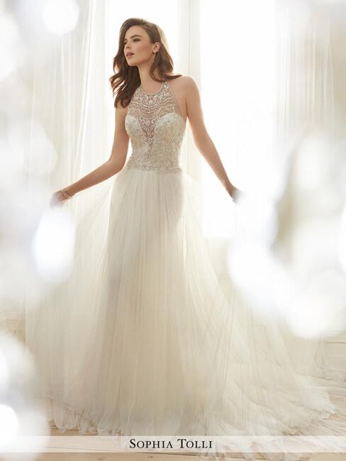 Sophia Tolli Y11714 Celestia Bridal Sale